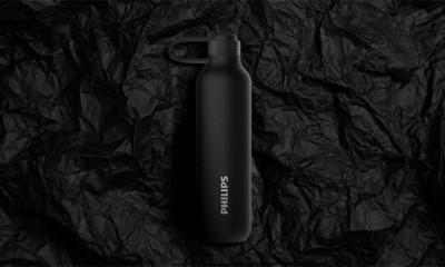 Eksterna baterija kao flašica za vodu