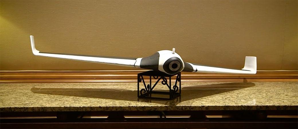 Novi Parrot dron je opasna sprava