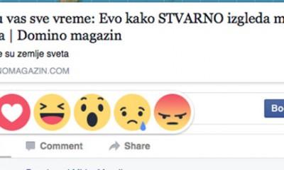 Facebook se promenio: Like više nije samo Like