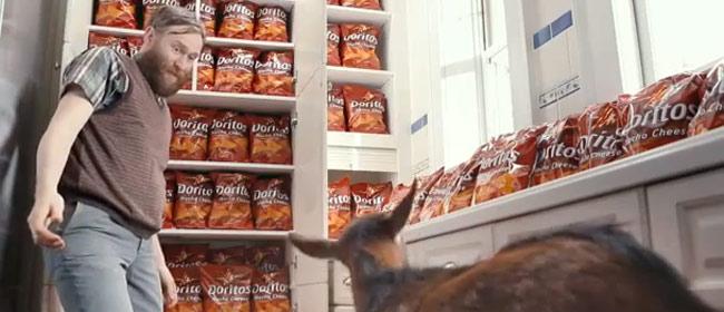 Najbolje reklame za Doritos