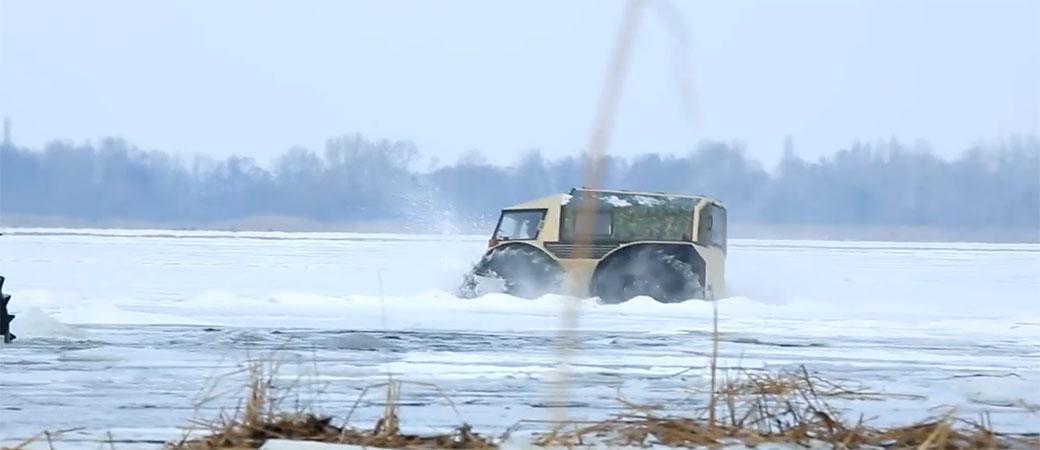 Ono kad Rus napravi kamion