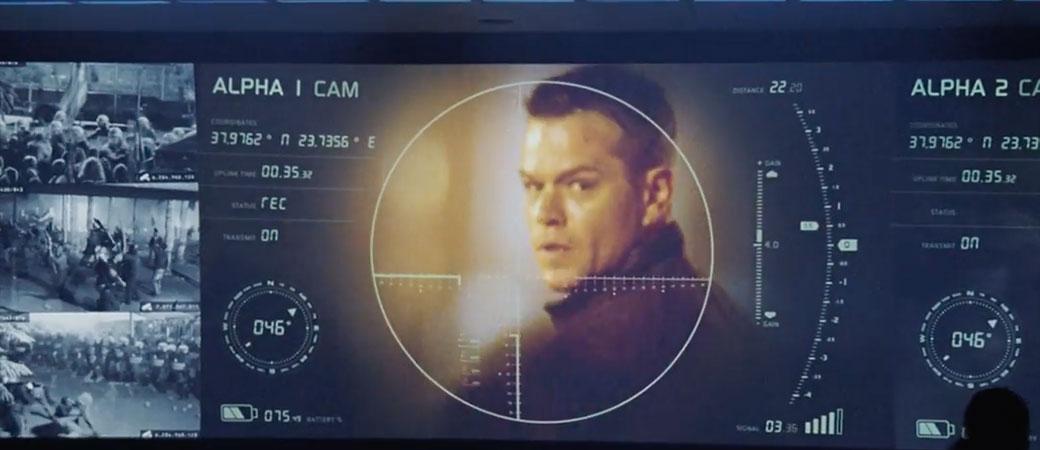 Jason Bourne se vraća