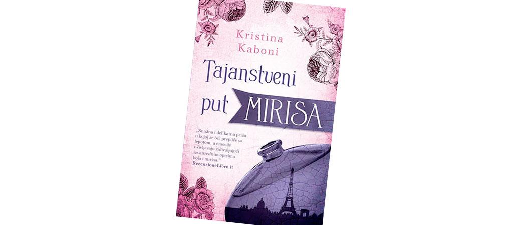 """Tajanstveni put mirisa"", Kristina Kaboni"