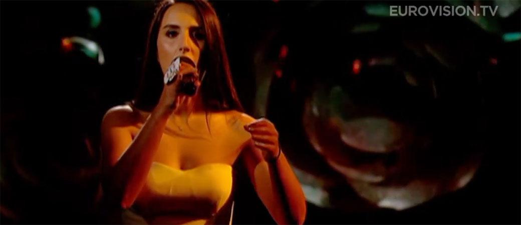 Slika: Rusija besna zbog ukrajinske presme na Evroviziji