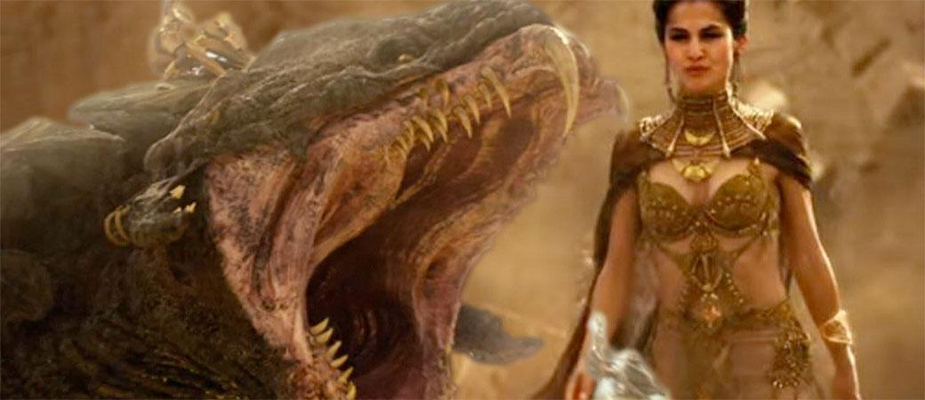 Slika: Bogovi Egipta u bioskopima