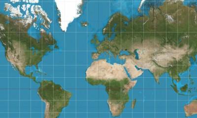 Lažu vas sve vreme: Evo kako STVARNO izgleda mapa sveta  %Post Title