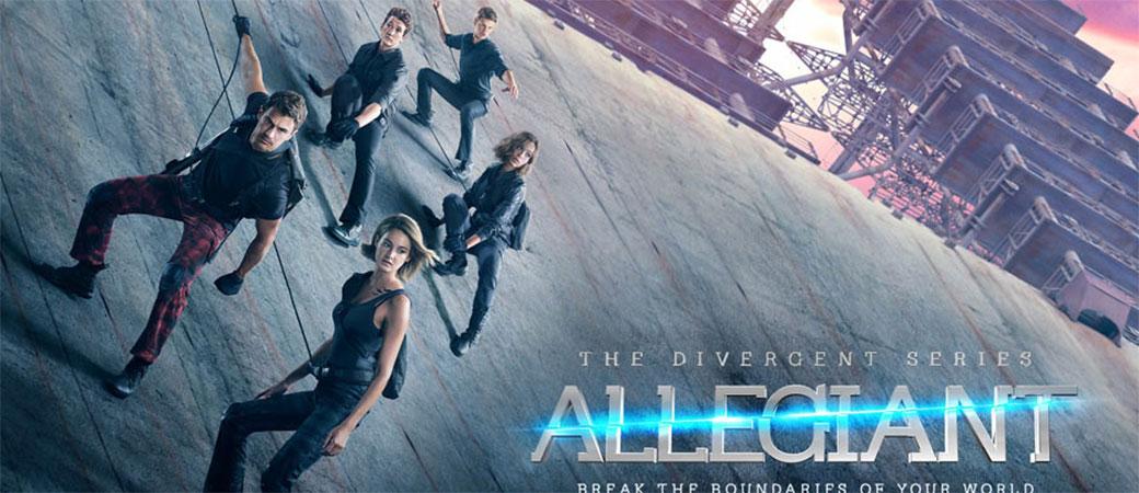 Novi Divergent stiže u martu