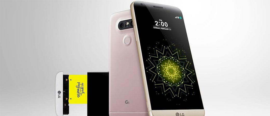 Stigao LG G5