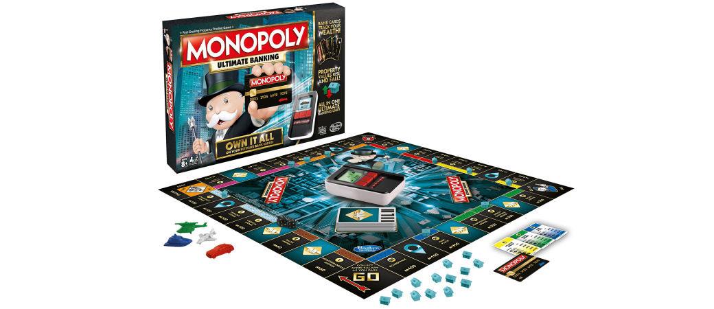 Monopol sada stiže sa bankomatom i platnim karticama