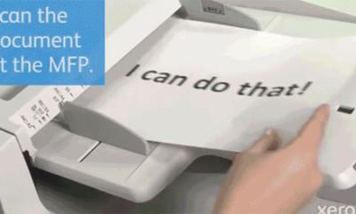 Xerox fotokopir sada prevodi vaše dokumente