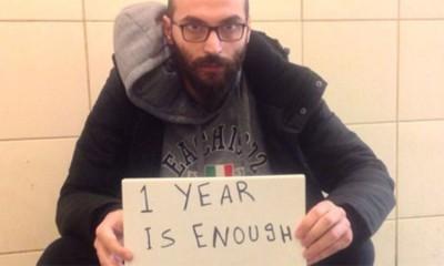 Fadi Mansour je već godinu dana zarobljen na aerodromu