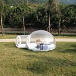 Vikend u ovom šatoru je sve što želimo od života