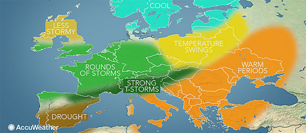 Zašto je ovako toplo i kakvo proleće nas čeka?