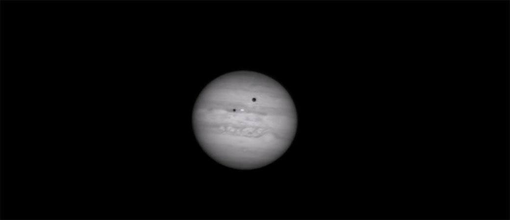 Nešto ogromno se upravo zakucalo u Jupiter