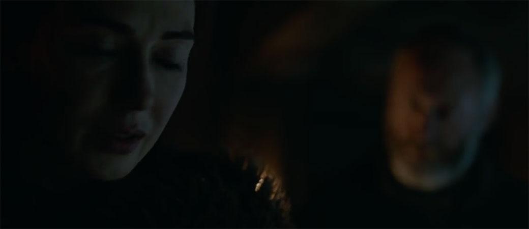 Prva epizoda Igre prestola je THE RED WOMAN