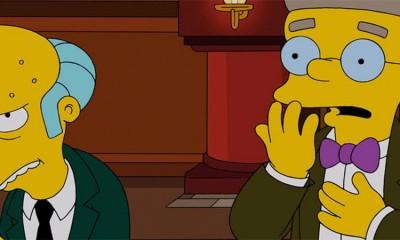 Smiters iz Simpsonovih je gej