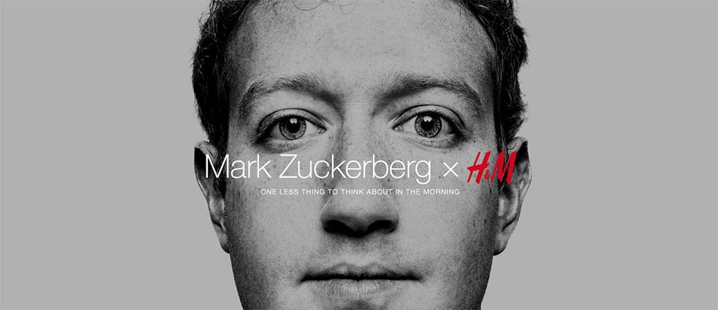 H&M ima Mark Zuckerberg kolekciju