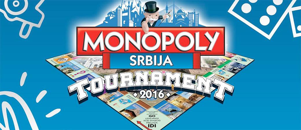 Srpski turnir u Monopolu