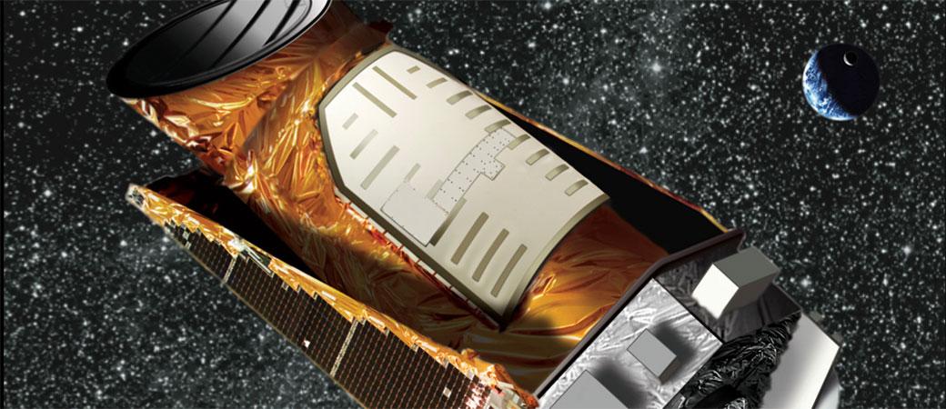 NASA popravila Kepler