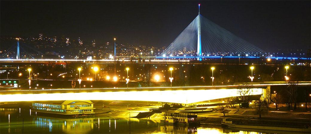 Evo kako čudesni Beograd danas izgleda iz SVEMIRA
