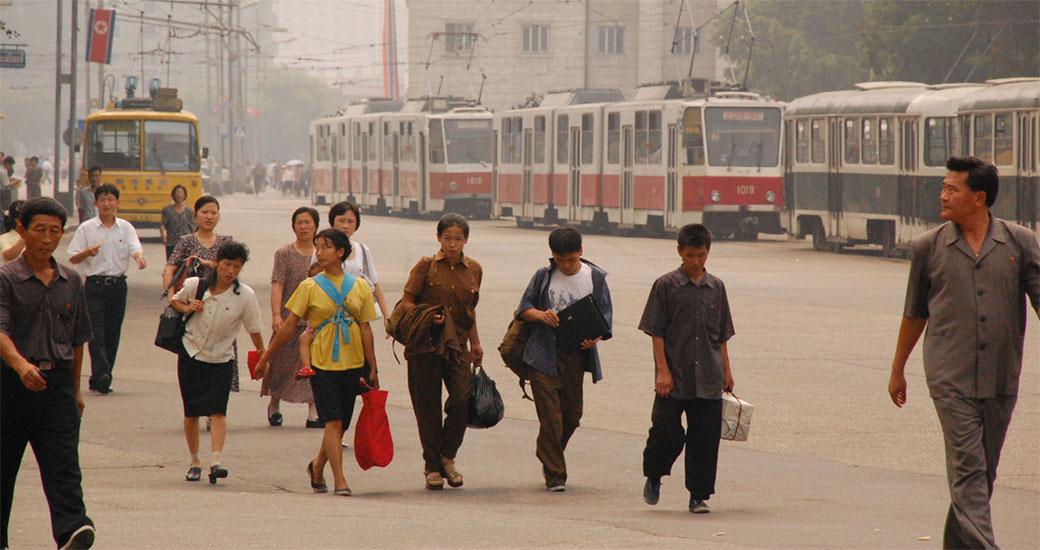 Severna Koreja zabranila i farmerke