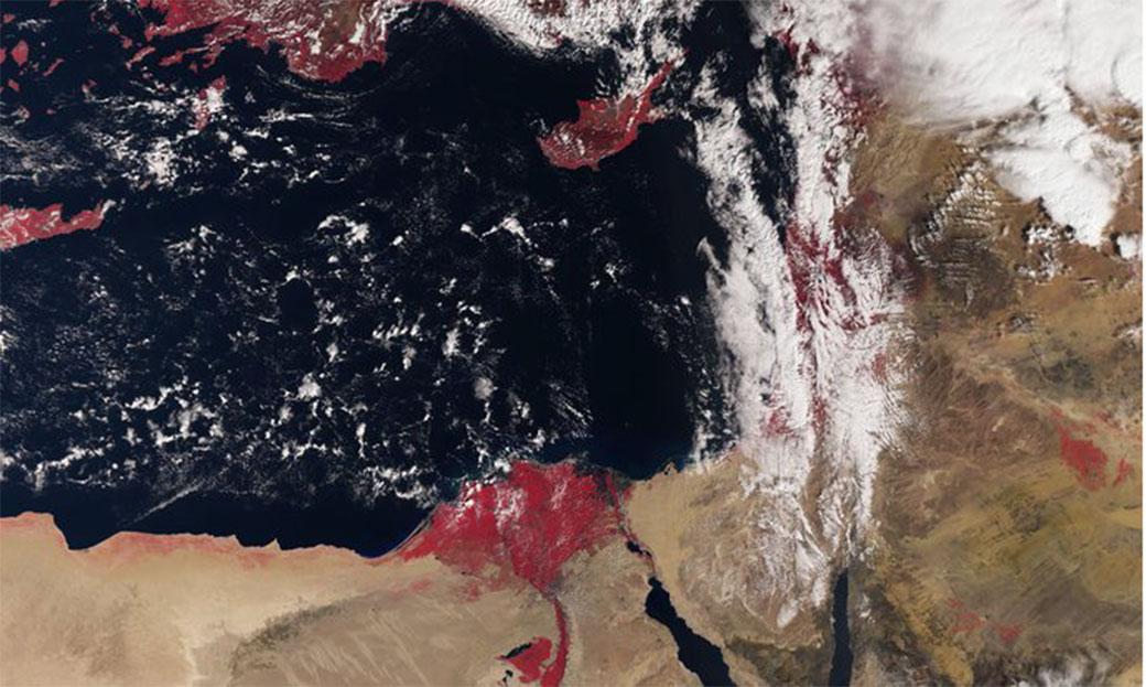 Ne, Nil nije krvav i nije počela apokalipsa