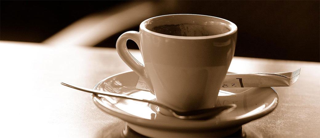 Trebalo bi da pijete kafu