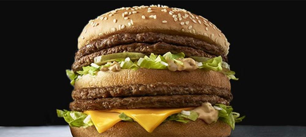 Sve što želimo od života je Giga Big Mac