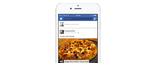 I Facebook koristi veštačku inteligenciju