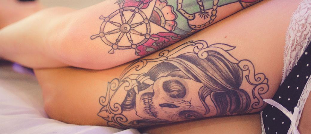 Zašto tetovaže traju tako dugo?