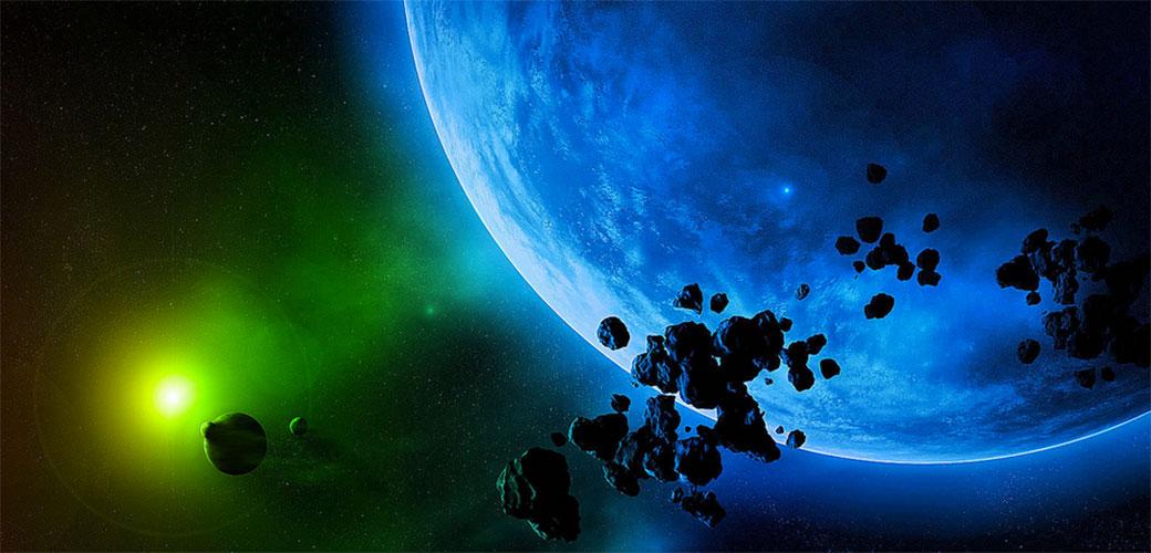 Crne rupe su portali za druge dimenzije