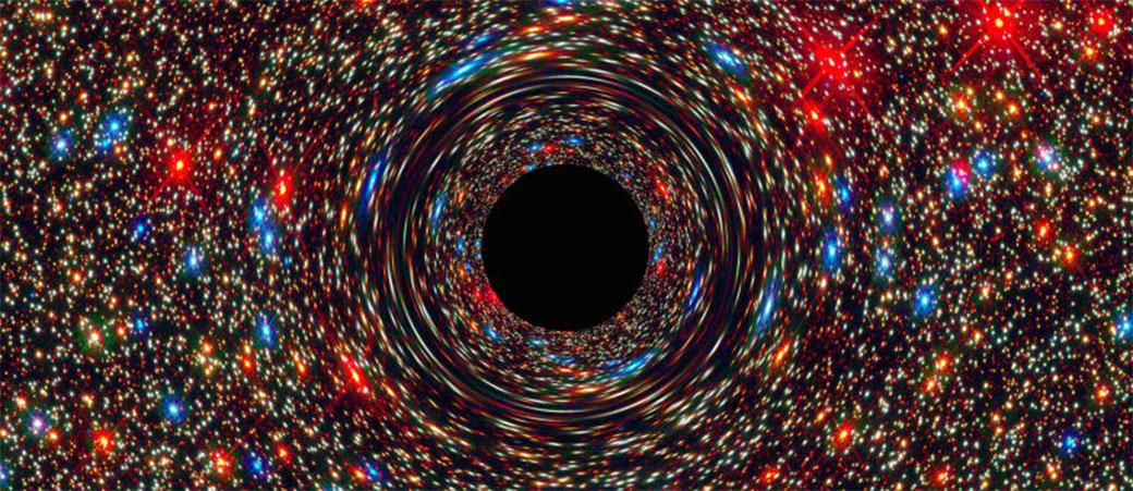 Nešto čudno se dešava sa ovom crnom rupom