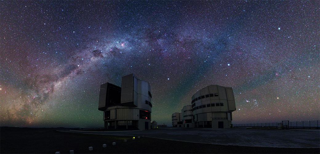 Slika: Najveći teleskop u regionu je sada u Srbiji