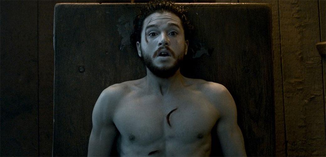 Slika: Jon Snow je živ ali možda ne i zdrav