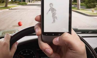 Kucanje poruka u vožnji je još gore  %Post Title