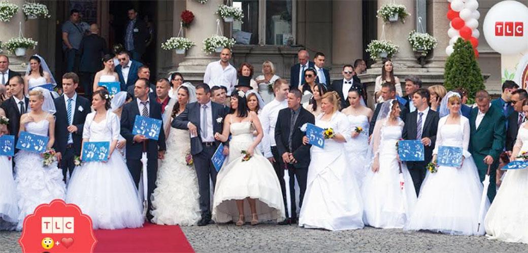 Slika: TLC nastavlja tradiciju podrške Kolektivnom venčanju u Beogradu