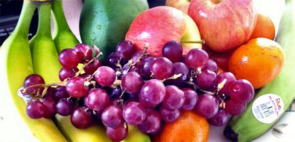 Slika: Samo jedan komad voća dnevno produžava život