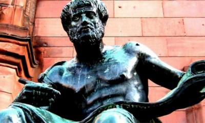 Pronađen Aristotel?