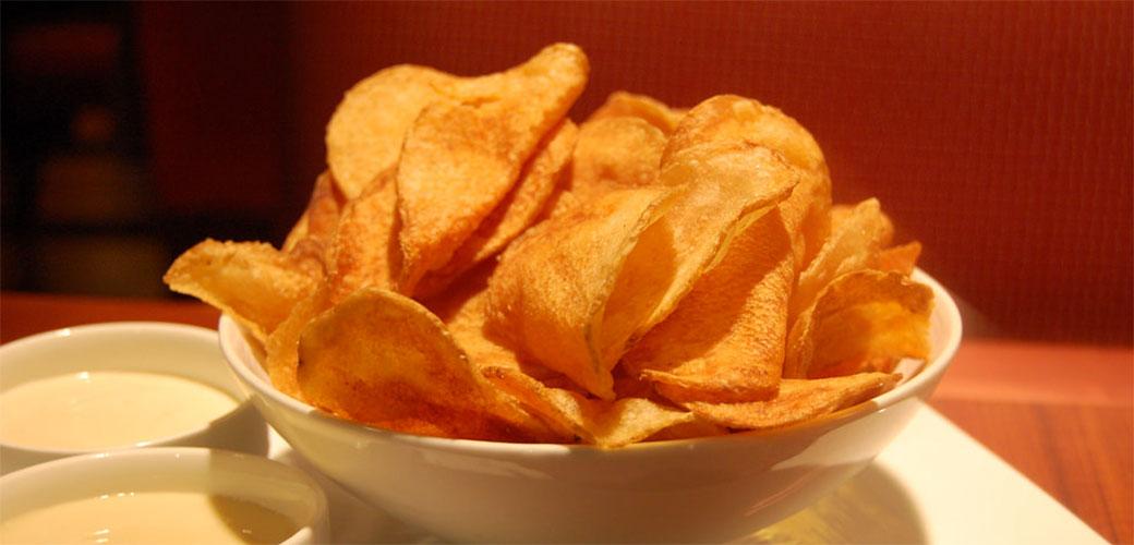 Zašto toliko volimo čips?