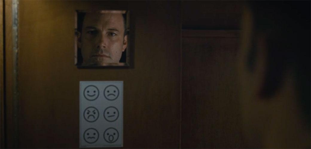 Slika: Ben Affleck je hladnokrvni ubica