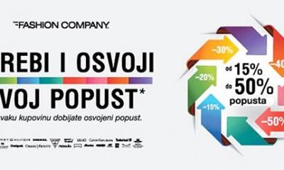 Ogrebi & Osvoji popust u Fashion Company  %Post Title