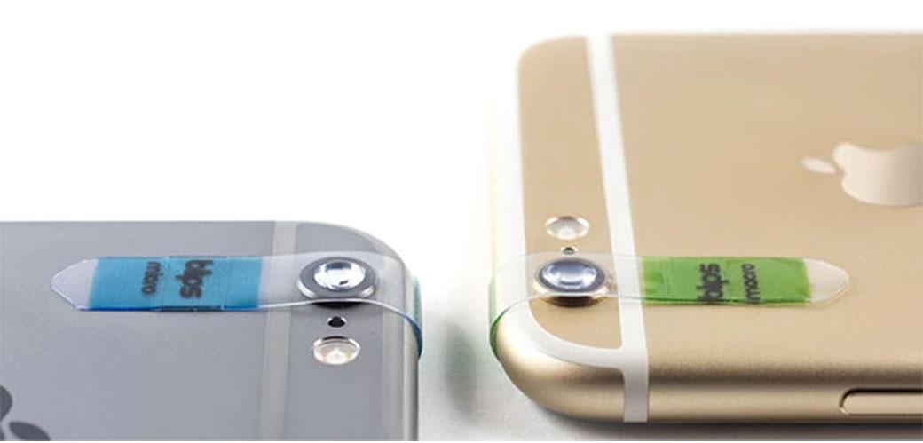 Slika: Pretvorite telefon u mikroskop