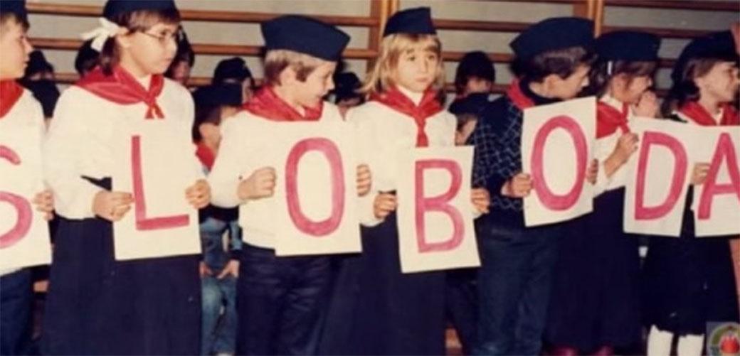 Ne gledajte ove slike ako ste rođeni POSLE 1985.