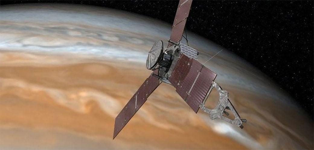 Slika: Približavamo se Jupiteru i otkrićemo njegove tajne