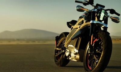 Harley-Davidson pravi električni motor