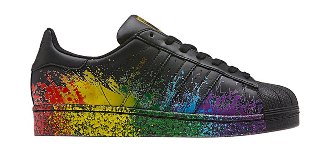 Slika: adidas Originals u čast LGBT zajednice