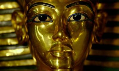 Tutankamon je imao svemirski nož