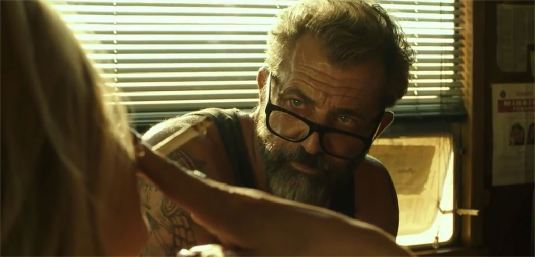 Slika: Mel Gibson u filmu Zaštitnik