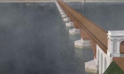 Najduži most na svetu se nalazio u Srbiji