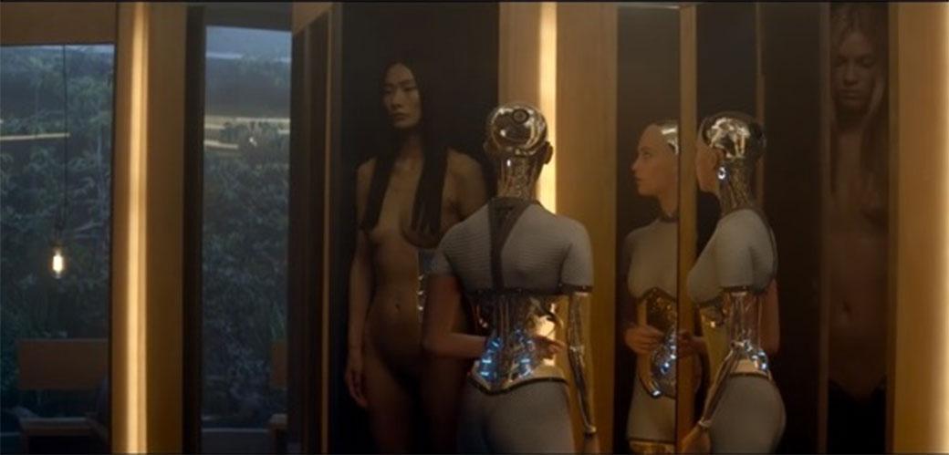 Slika: Gubićemo nevinost sa robotima